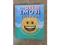 New and unread, The Great Emoji Quizbook