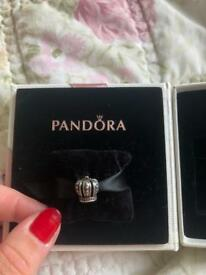 Genuine pandora crown charm