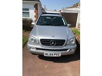 Mercedes ML 2.7 for sale
