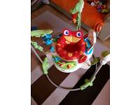 Fisher price Rainforest jumperoo jungle