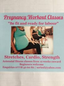 Antenatal Fitness Classes