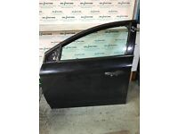 FORD MONDEO MK4 2007-2010 NSF DOOR IN PANTHER BLACK AG58
