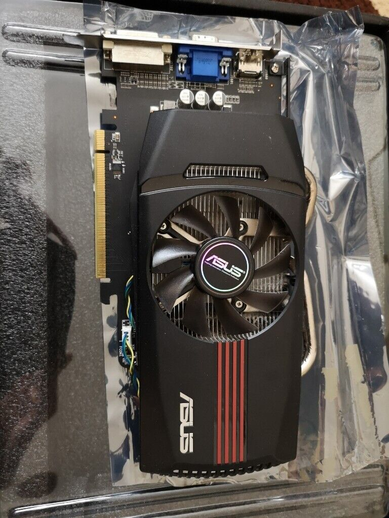 Asus hd 6770 1gb graphic card | in Westcliff-on-Sea, Essex | Gumtree