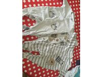 ***NEXT*** 3 pack baby grows 0-3 boys