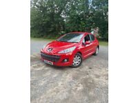 Peugeot, 207, Hatchback, 2012, Manual, 1398 (cc), 5 doors