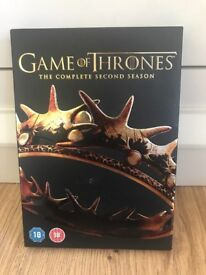 Game of thrones second series