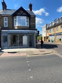 New Shop (A1) with Basement right opposite Tesco Expresss on Main Rd.