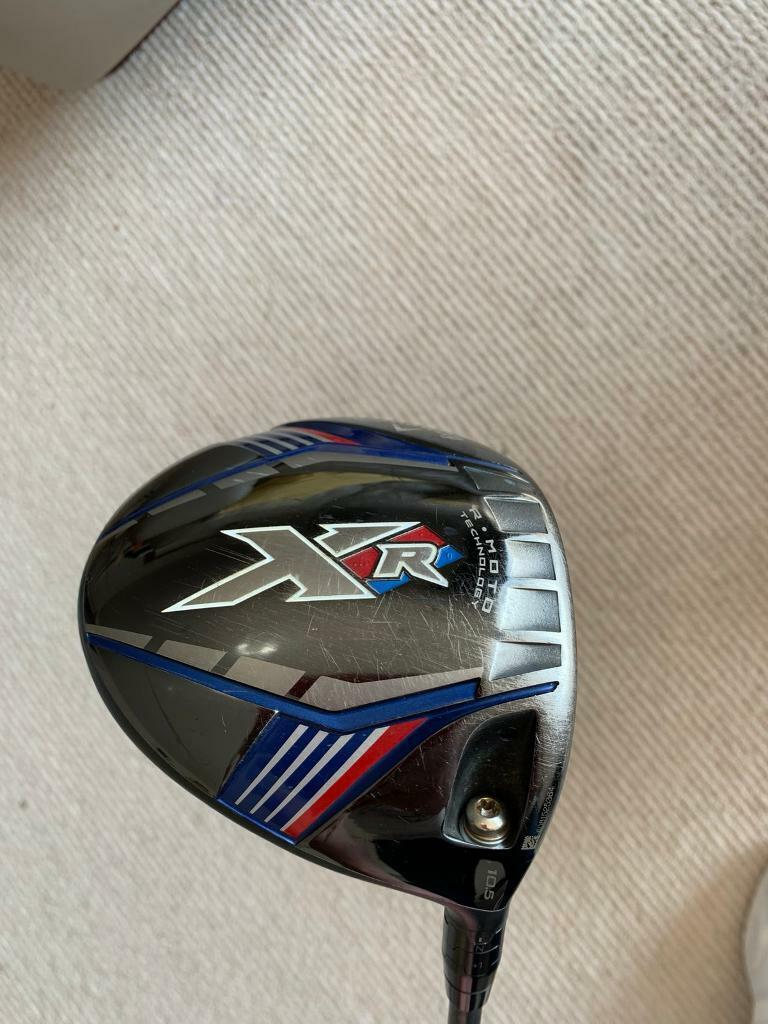 callaway xr driver for sale