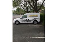 PART TIME / FULL TIME VAN DRIVER