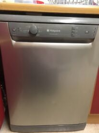 ASAP-Hotpoint Dishwasher, Full Size (hardly used), Collection ONLY