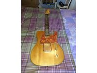 Telecaster style electric guitar