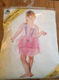 Toddler/Kids Butterfly Fairy Costume