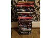 43 adults dvds