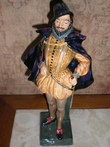 Royal Doulton Figurine Sir Walter Raleigh HN2015