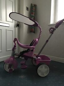 Pink Little Tikes Trike, from ages 9 months.