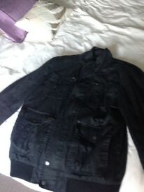 Men's jack Jones jacket size large