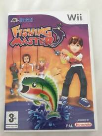Fishing Master for Wii