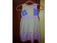 Girls NEXT Dress Age 4