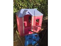 Little Tikes Playhouse - Hardly Used