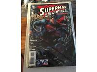 Superman Unchained Issues 1-9
