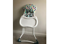 Graco Teatime Highchair - Spots in almost new condition