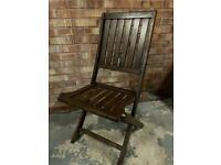 1 garden chair