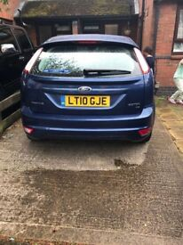 Ford Focus 1.6 Zetec 5dr Very Good condition, 1 former owner very low mileage full service history .