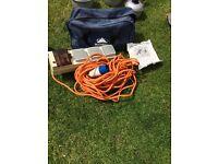 Suncamp electric hook up