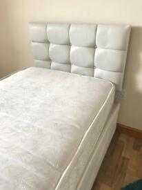 Single Divan BED with Mattress - HOUSE CLEARANCE!!! Kintore