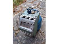 Portable Calor Gas Fire.