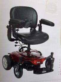 Betterlife Cobalt Portable Electric Powerchair, nearly new, bought Nov 17, £375. o.n.o.