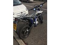 Yamaha WR125X With full Arrow System - Only 5.3k miles - Perfect First Bike BUNDLE