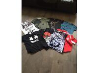 Bundle boys clothes mostly 9/10