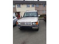 Land Rover, DISCOVERY, Estate, 2001, Manual, 2495 (cc), 5 doors