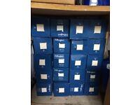 GLAZED CERAMIC WALL TILES (20 boxes)
