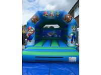 Bouncy castle hire from £70