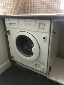 Integrated washing machine 600mm