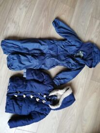 Boys coat and all in one 2-3 years