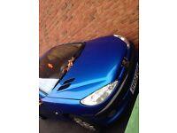 Peugeot 206cc 2002