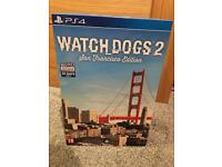 Watch Dogs 2 San Francisco Edition PS4 - NEW