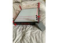 WWE Mattel Elite Wrestling Ring