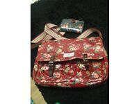 Cath Kidson bag and purse, great condition
