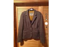 Joules henford tweed jacket
