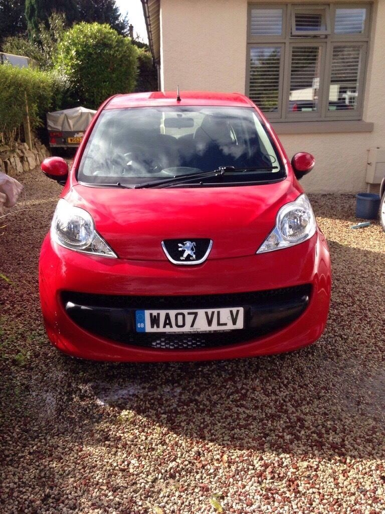 Peugeot 107, cheap to run, £20 tax a year and a great car to drive