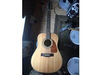 Fender 12-string electro acoustic cd160se/12