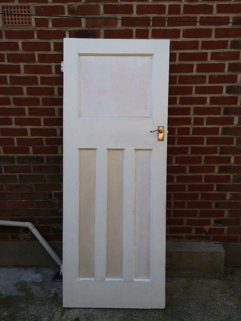 1930s Internal Door