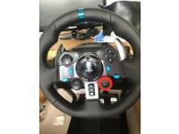 Logic tech g29 wheel