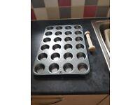 Mini muffin/tart maker