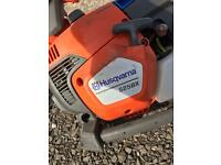 Husqvarna blower 525bx in great condition only used once!