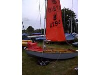 Mirror Dinghy For Sale - Spares or Repair